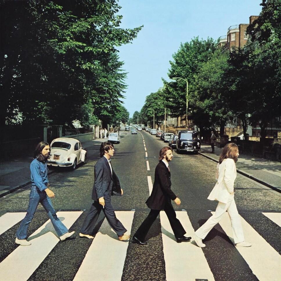 """Abbey Road"", The Beatles (september)."