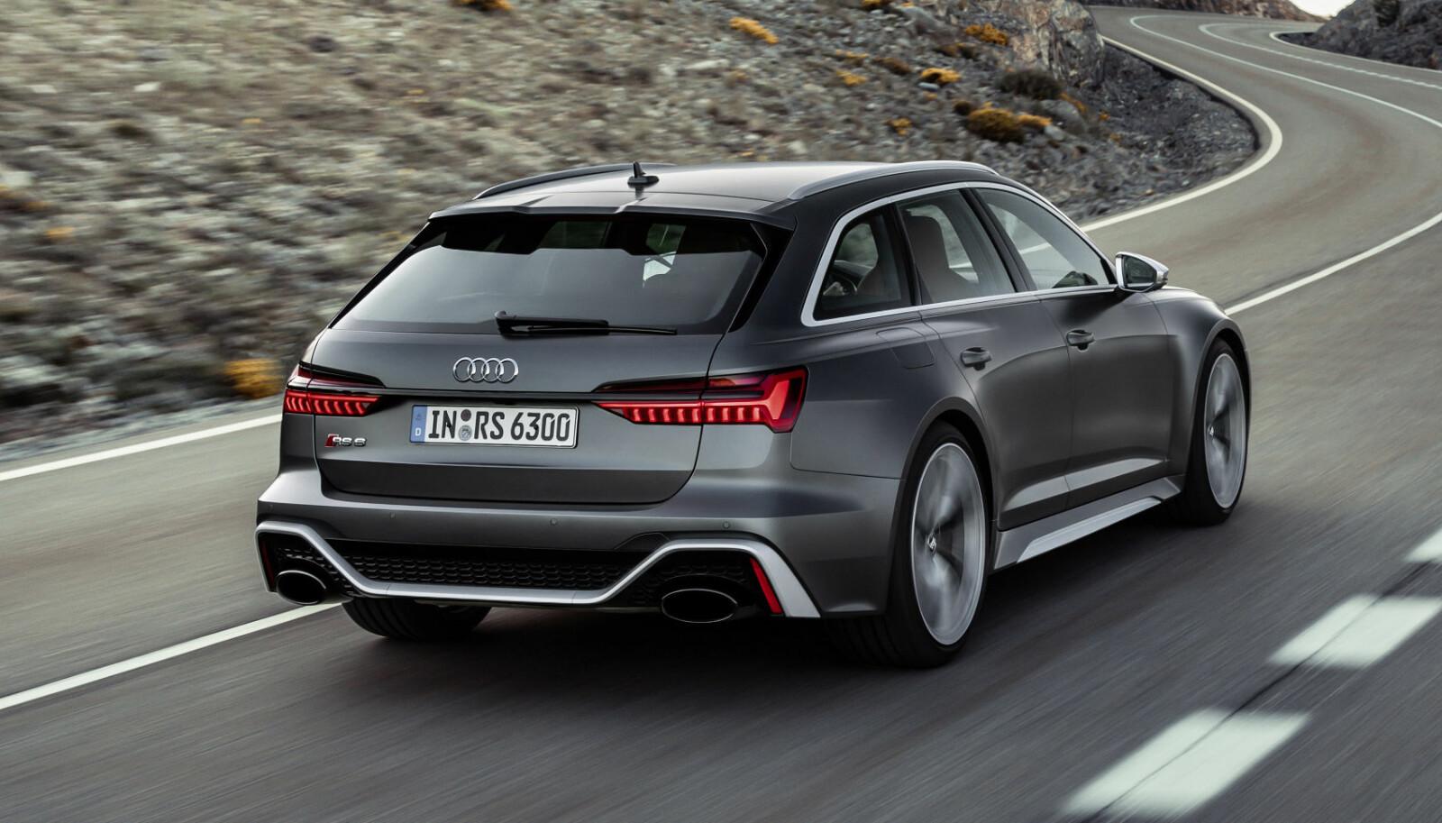 <b>VOLDSOMT:</b> Hekkpartiet må være noe av det mest ekstreme vi har sett fra Audi.