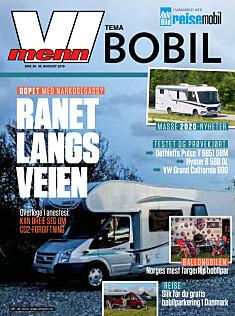 <b>BOBIL:</b> Ny utgave av Vi Menn Bobil er snart hos abonnentene.