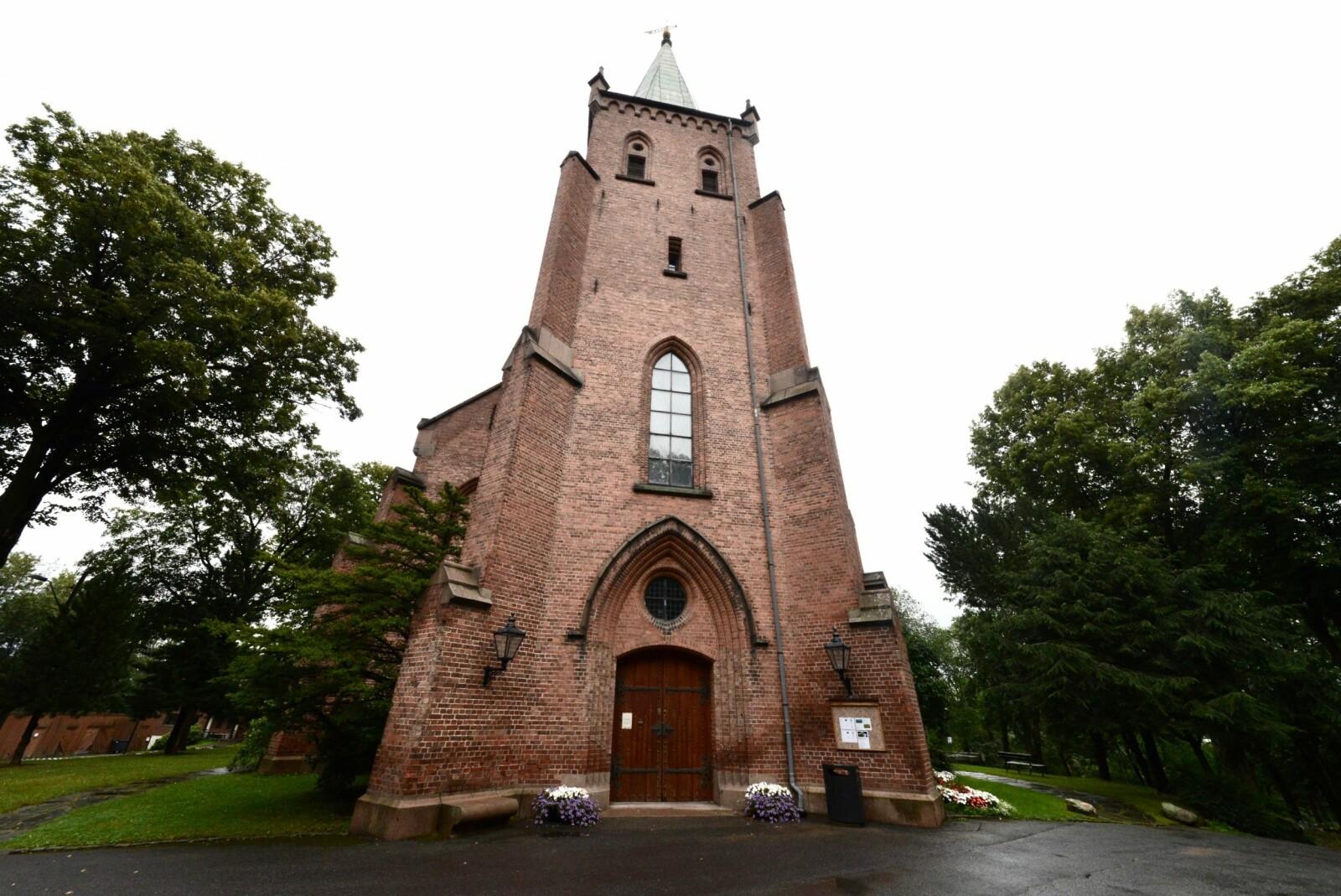 <b><SPAN CLASS=BOLD>STENGT:</b></span> Ingen preken i dag. Østre Aker kirke fra Oslo er blant ni Oslo-kirker som ble foreslått nedlagt i fjor. Manglende besøk og dårlig økonomi nevnes som årsak