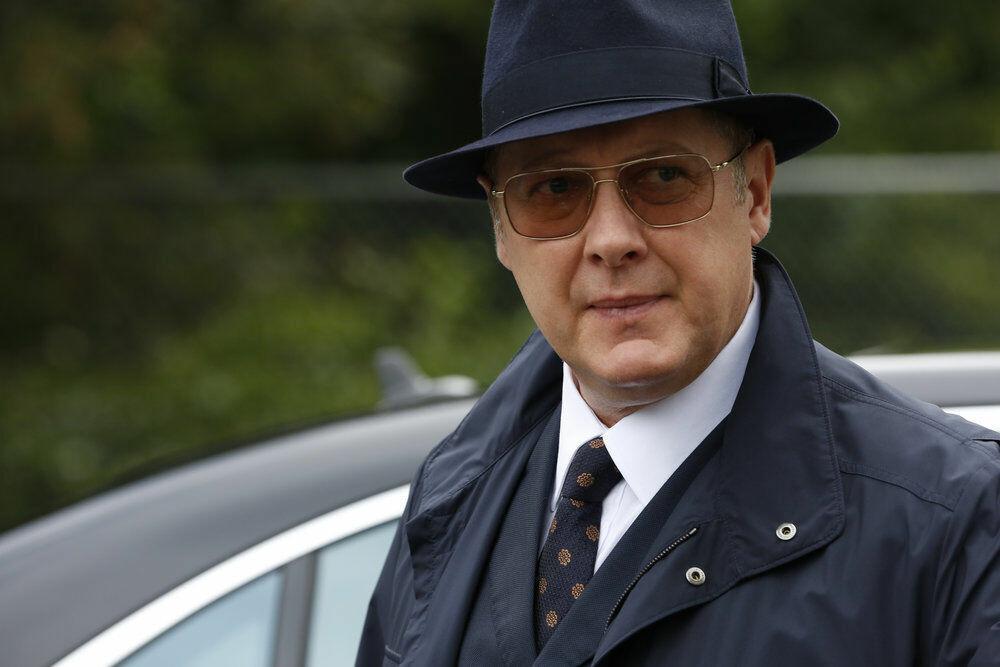 <b>BLACKLIST:</b> I Netflix-serien Blacklist bistår den kriminelle Raymond Reddington FBI med å fange andre forbrytere.