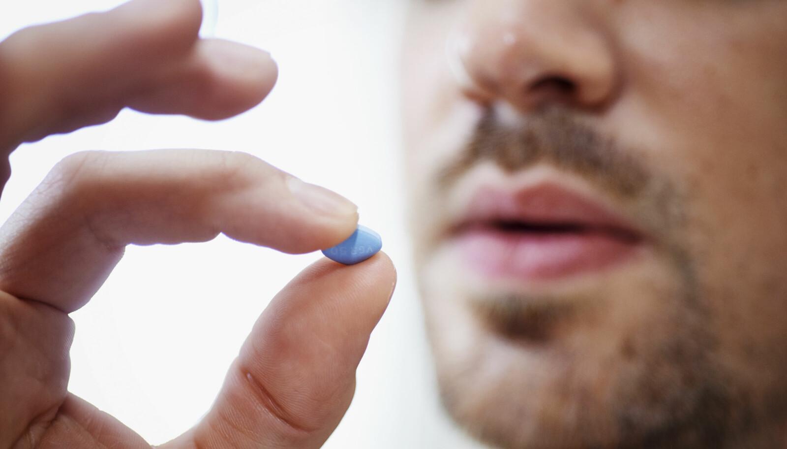 <b>SLIK VIRKER VIAGRA: </b>Lyst er en viktig faktor om Viagra Reseptfri skal virke.Fra nyttår kan Viagra Reseptfri kjøpes på Apotek uten resept fra lege.