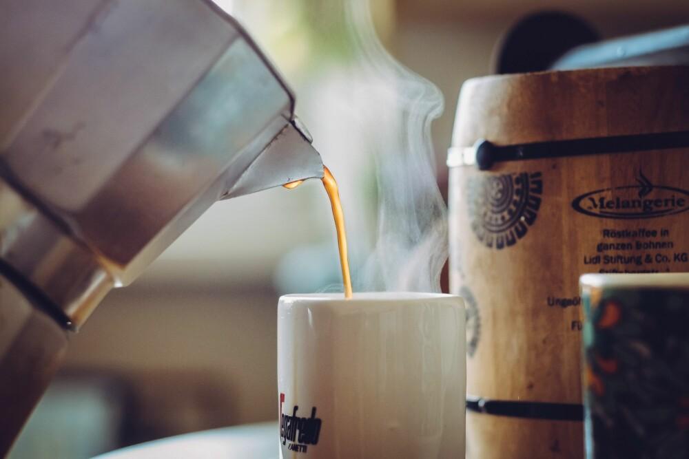 <b>ESPRESSO:</b> Vil du ha sterk kaffe går du for espresso.