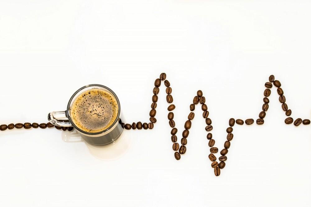 <b>GODT FOR HJERTET:</b> Kaffe kan bidra til å beskytte cellene i hjertet.