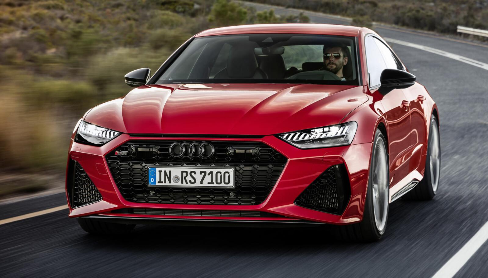 LUFTFJÆRING: Den nye dempergenerasjonen med integrert reguleringsventil skal gi merkbare skiller mellom de individuelle modusene i «Audi drive select».